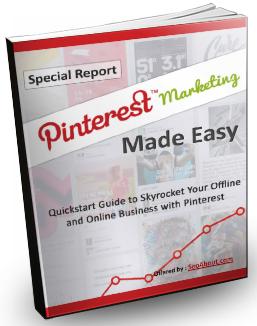 Download – Pinterest Marketing Quick Guide