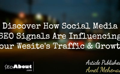 Social Signals as a Search Ranking Factor for SEO