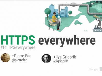 Google SEO: HTTPS Everywhere – Google I/O 2014