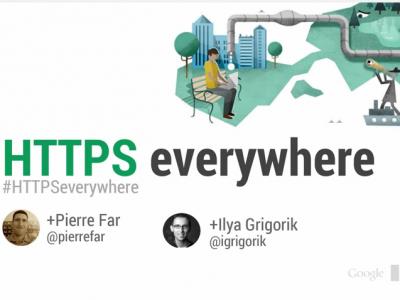 Google SEO: HTTPS Everywhere – Google I/O 2014