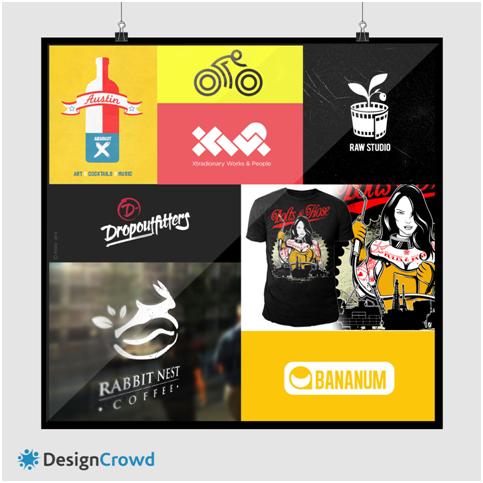 web design inspiration, webdesign by designcrowd