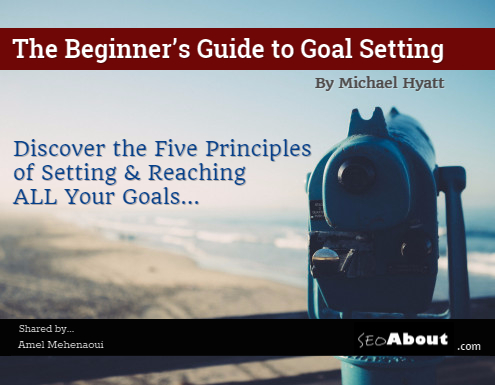 The Beginner's Guide to Goal Setting By Michael Hyatt
